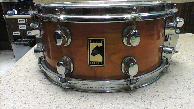 Mapex Black Panther Snare Drum