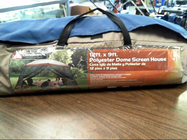 OZARK TRAIL Camping DOME TENT