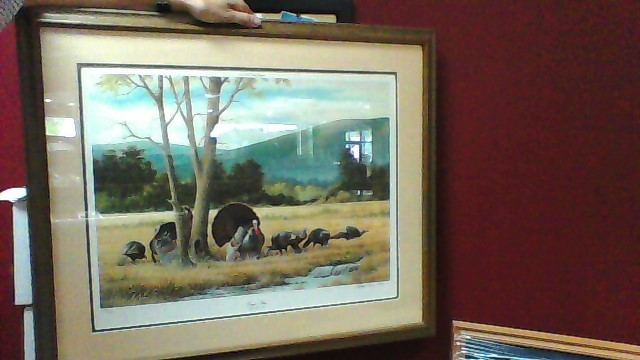 NWTF Photograph FRAMED PICTUERS