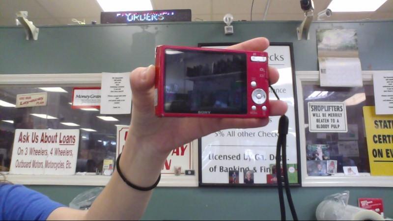 SONY Digital Camera DSC-W330