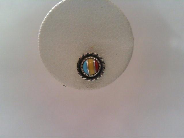 Silver Earrings 925 Silver 0.7g