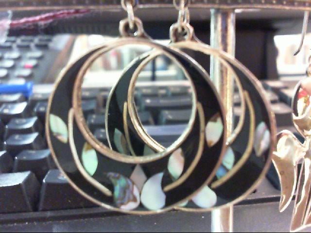 Silver Earrings 925 Silver 8g