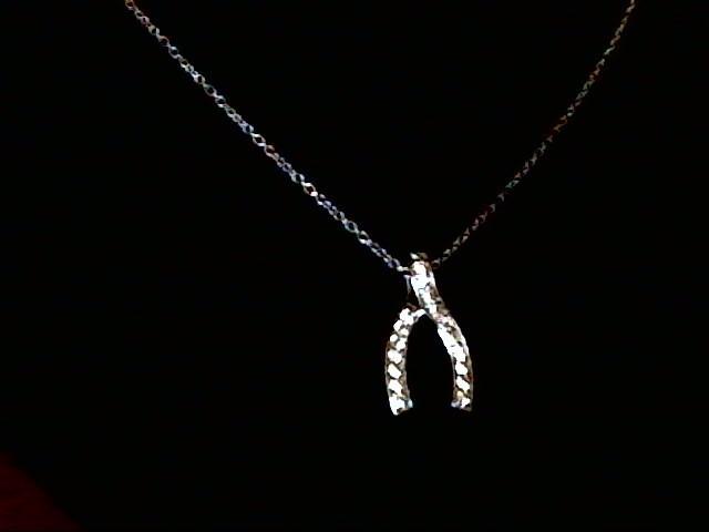 Silver Pendant 925 Silver 4.4dwt