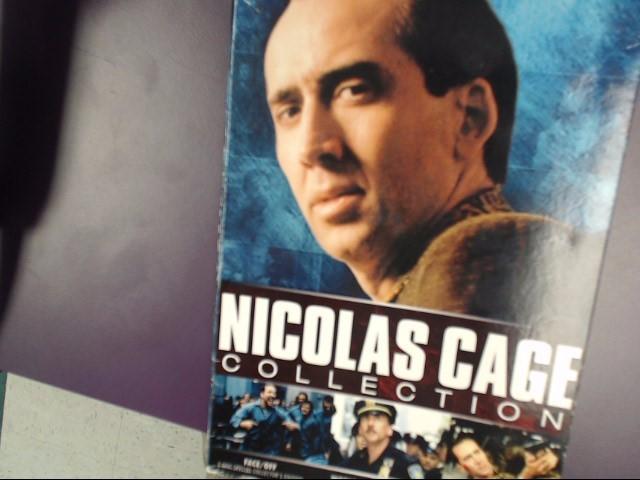 DVD MOVIE DVD NICOLAS CAGE COLLECTION