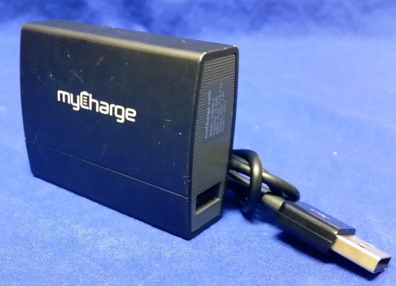 MYCHARGE PORTABLE POWERBANK AM60K-A