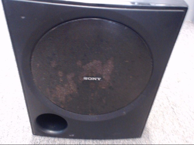 SONY POWERED SUBWOOFER SA-WP780