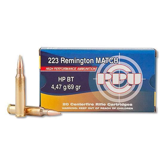 PPU AMMUNITION Ammunition 223