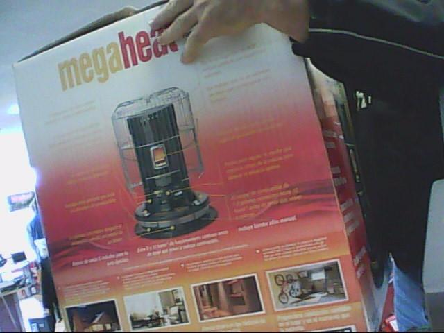 MEGA HEAT Heater MEGA-230