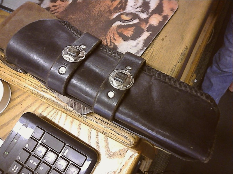 Accessories LEATHER HOLSTER