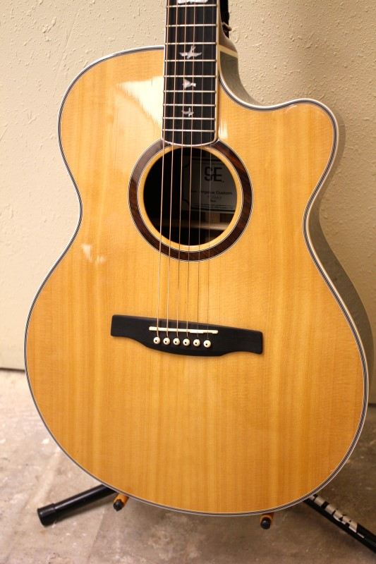 Paul Reed Smith Electric Acoustic SE Angelus Custom Guitar ...