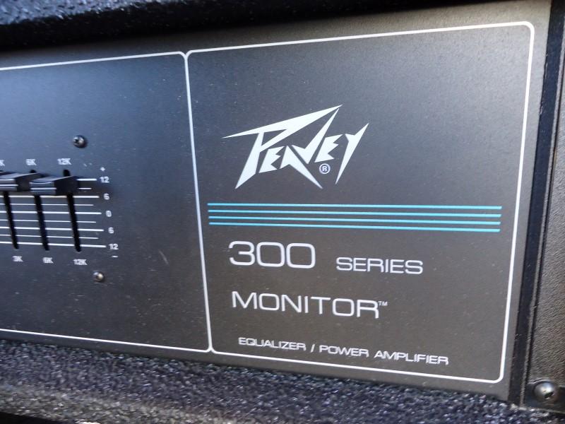 PEAVEY_EQ/MONITOR 300_SERIES POW