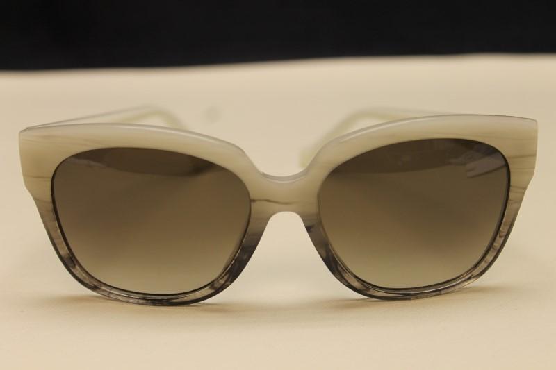 Sunglasses Balenciaga BA 15 BA0015 24K White/ Gradient Roviex.