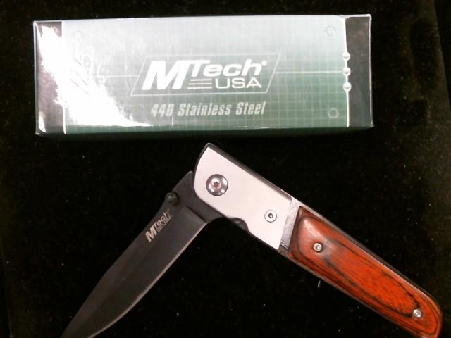 M-TECH USA Pocket Knife MY-413