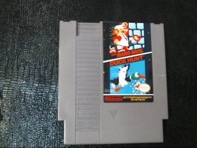 NINTENDO Nintendo NES Game SUPER MARIO BROS/DUCK HUNT