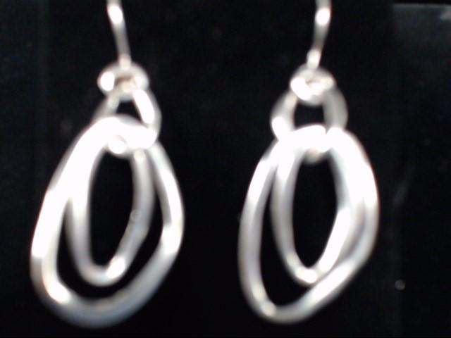 Silver Earrings 925 Silver 7.3g