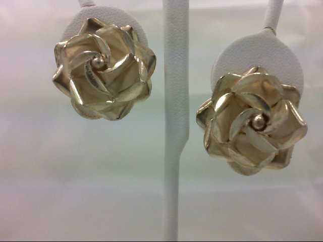 Silver Earrings 925 Silver 13.6g