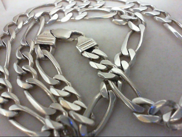 "20"" Silver Chain 925 Silver 45.8g"
