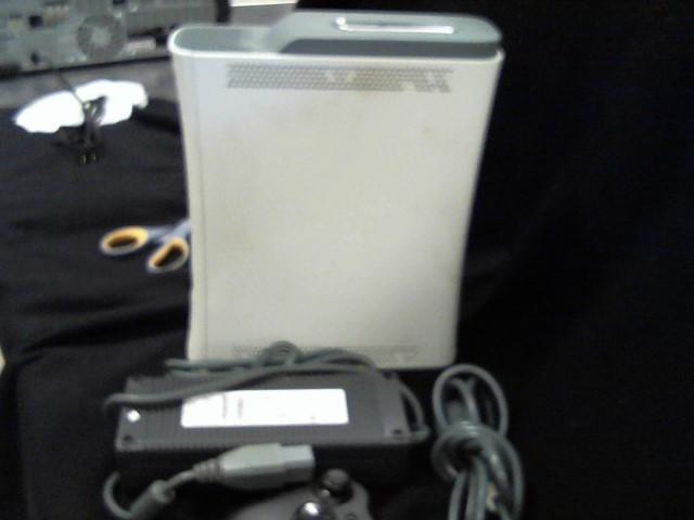 MICROSOFT XBox 360 XBOX 360 - 60GB - CONSOLE