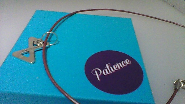 SISTER ACCORD NECKLACE-PATIENCE