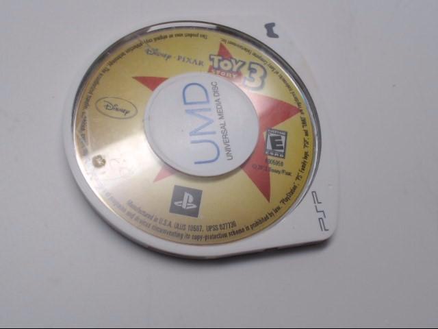 SONY Sony PSP TOY STORY 3 PSP