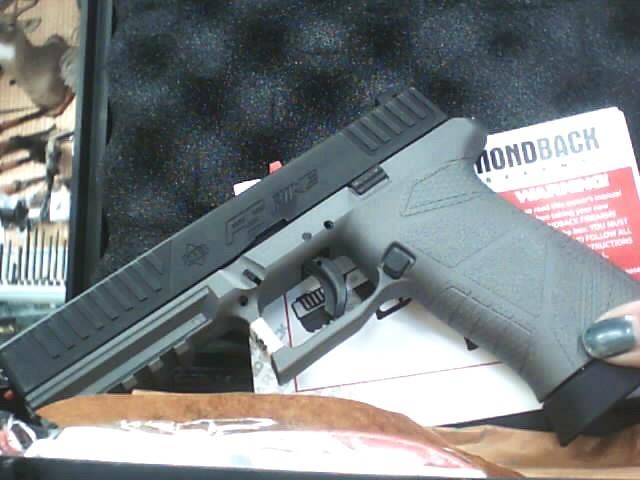 DBF Pistol DB9FS