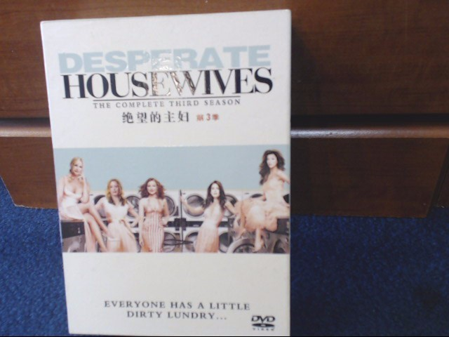 DESPERATE HOUSEWIVES SEASON 3 DVD SET