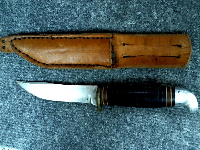 WESTERN KNIVES Hunting Knife KNIFE 1139
