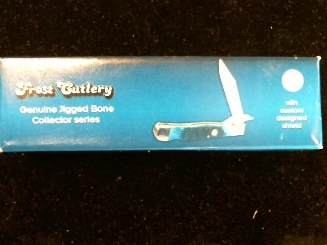 FROST CUTLERY Pocket Knife 14-006 JGJ