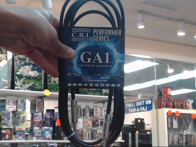 C.B.I. PERFORMER SERIES FB GA1-10'