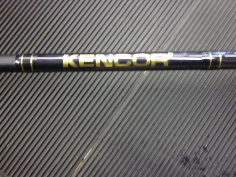 Kencor fishing pole bass rod brand new buya for Best fishing pole brands