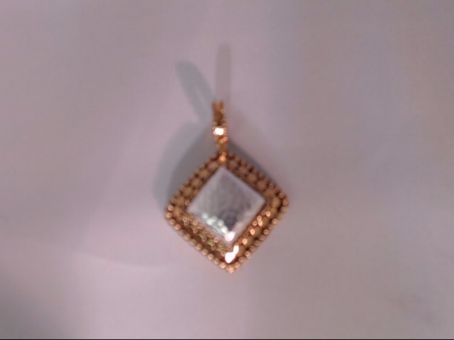 JOAN RIVERS Collection Gold-Tone PENDENT