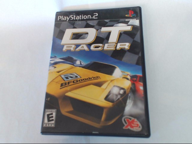 DT RACER SONY PLAYSTATION 2 GAME
