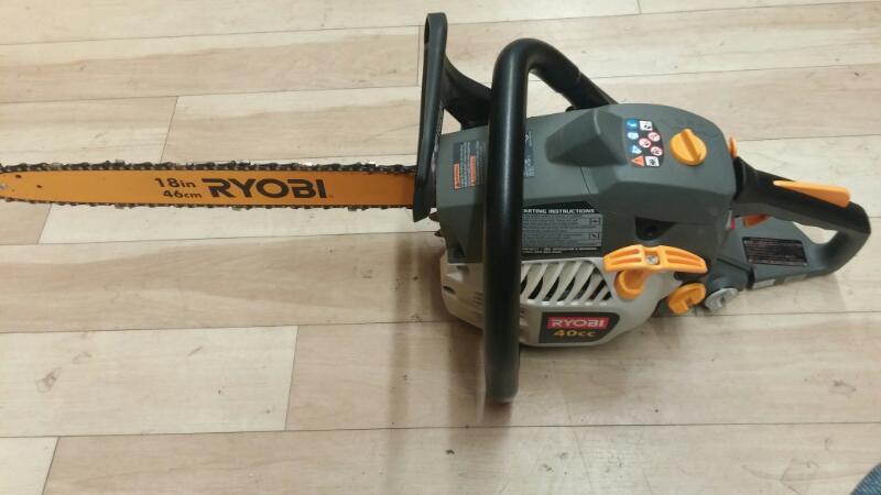 Ryobi chainsaw deals