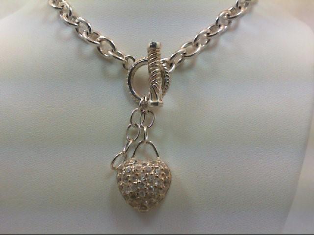 "16"" Silver Chain 925 Silver 30g"