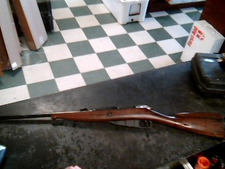 REMINGTON FIREARMS Rifle 1917 MILITARY