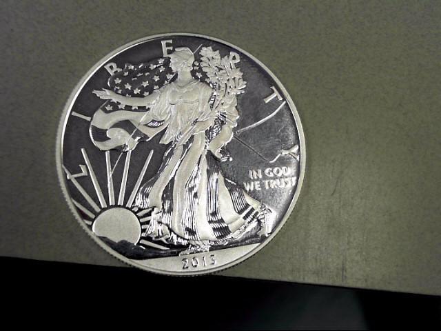 UNITED STATES Silver Coin 2013 SILVER EAGLE
