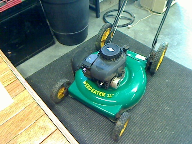 WEED EATER Lawn Mower 96114000402