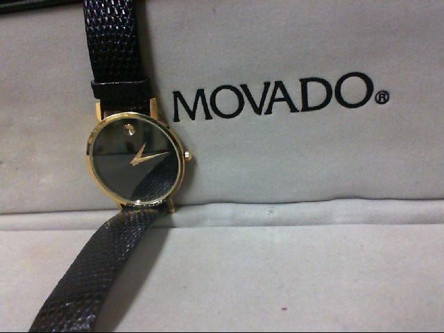 MOVADO Lady's Wristwatch 87-33-882
