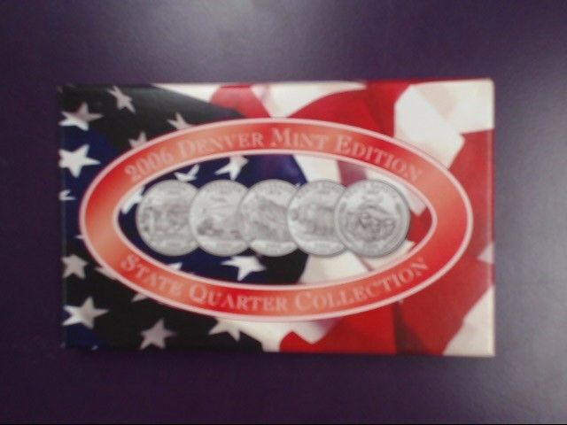 2006 DENVER MINT EDITION STATE QUARTER COLLECTION