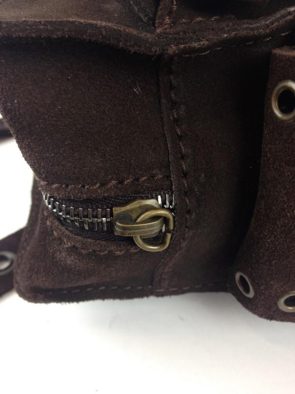 DOLCE & GABBANA Handbag SUEDE SHOULDER BAG