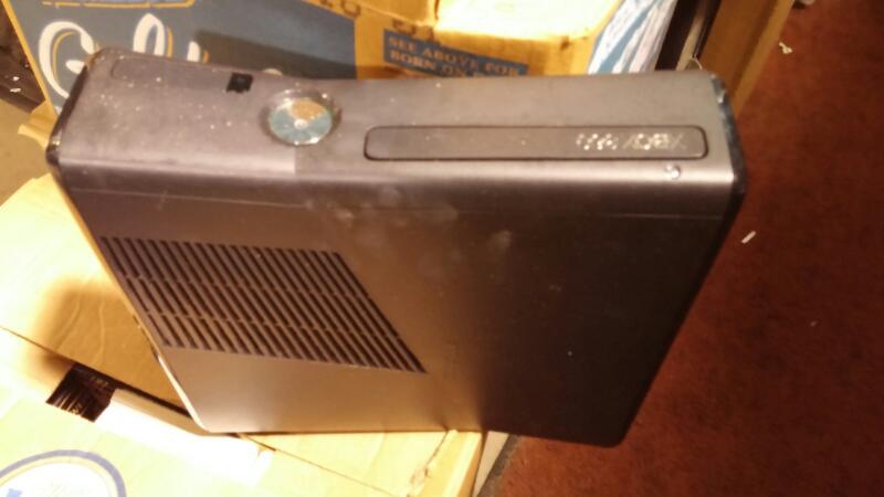 XBOX 360 250G 1439 #144496724243,CONTROL,CORDS