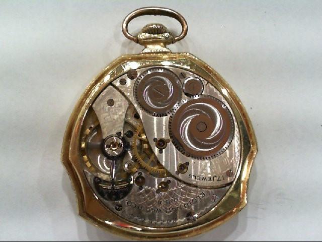 ELGIN Pocket Watch 1923
