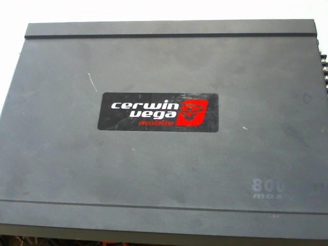 CERWIN VEGA Car Amplifier MOBILE 400.4