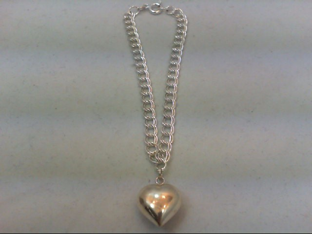 Silver Bracelet 925 Silver 7.3g