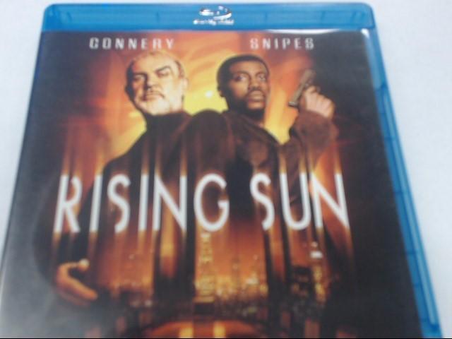 RISING SUN - BLU-RAY MOVIE