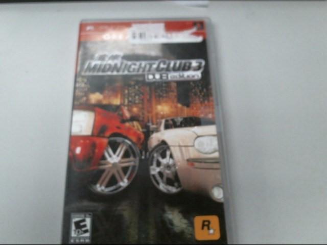 SONY Sony PSP Game MIDNIGHT CLUB 3: DUB EDITION PSP (2005)