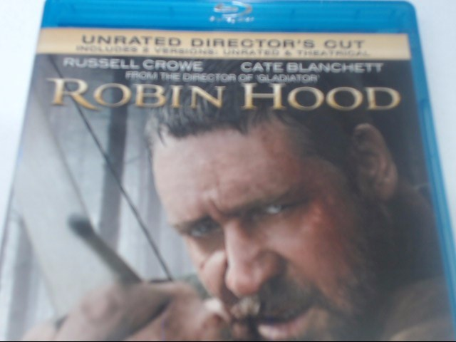 ROBIN HOOD - BLU-RAY MOVIE