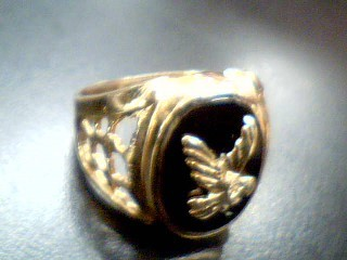 Gent's Gold Ring 14K Yellow Gold 7g