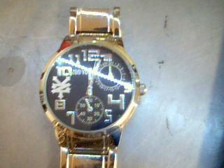 ZOO YORK Gent's Wristwatch SR626