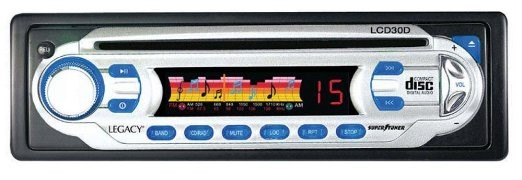 LCD30D; LEGACY CD PLAYER FIXED FACE